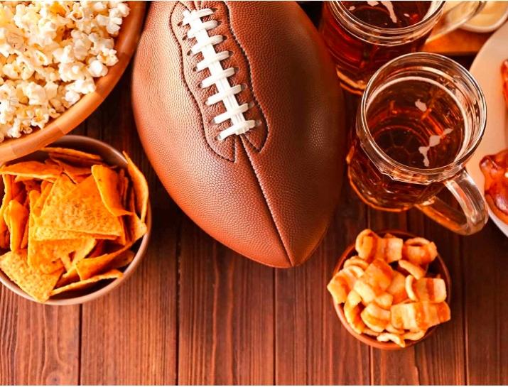 Disfruta del Super Bowl LV con un menú saludable