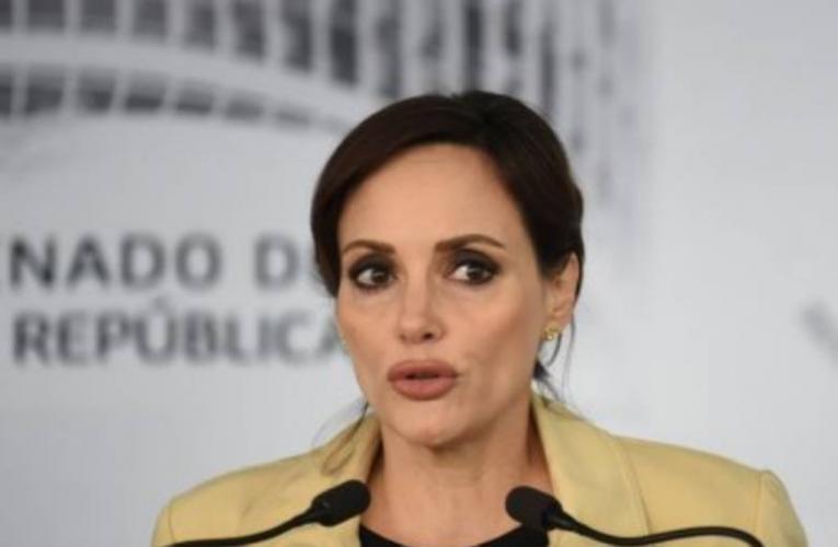 Youtuber lanza petición para exigir el desafuero de la senadora Lilly Téllez