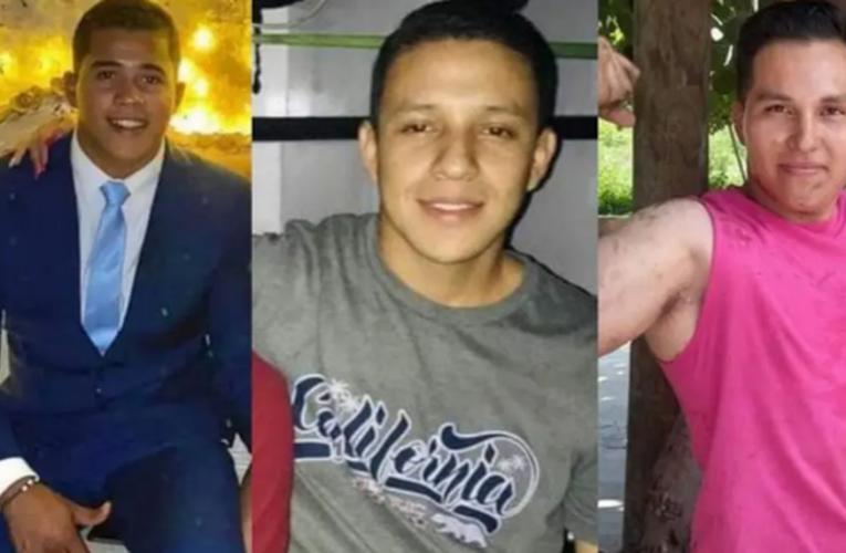 Desaparecen tres jóvenes, los encuentran en una fosa en Colima