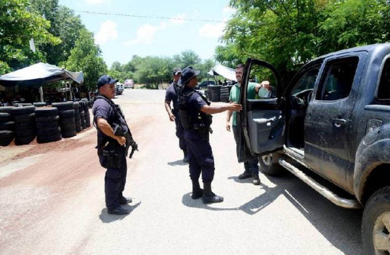Atribuyen al CJNG ataques armados en Tepalcatepec, Michoacán (+foto)