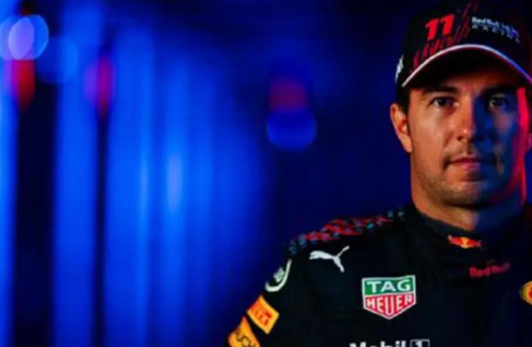 F1: Sergio Pérez se luce con nuevo monoplaza de Red Bull