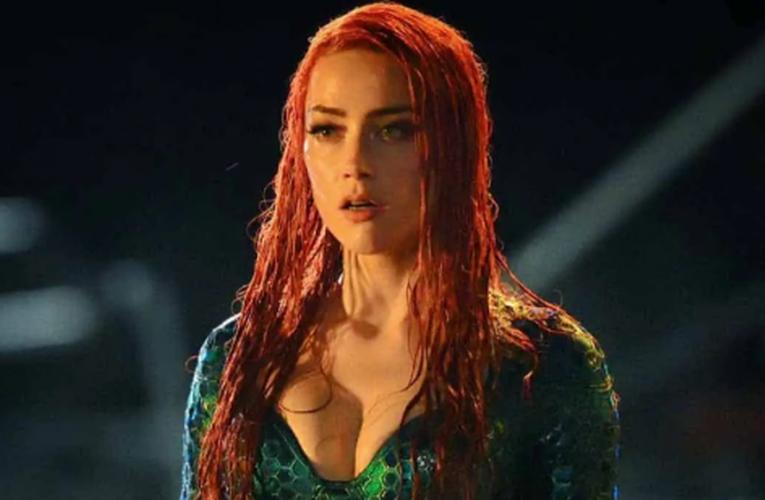 """¡Vaya, vaya! Esta actriz remplazaría a Amber Heard en """"Aquaman 2"""""""