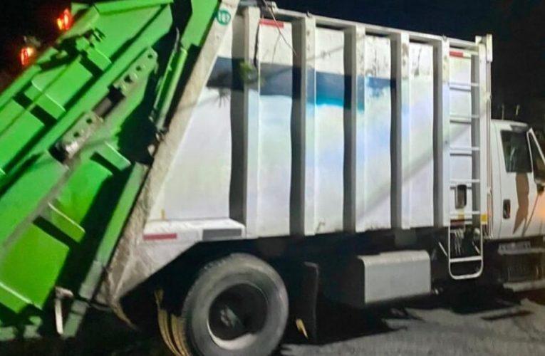 Reportan vecinos: Tandem Ride suspende recolección de basura en Pachuca