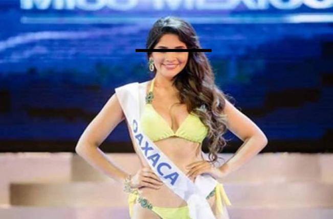 Dictan auto formal prisión a Miss Oaxaca 2018