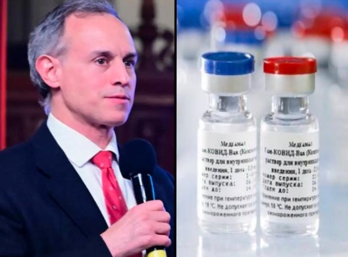Cofepris autoriza el uso de emergencia de la vacuna Rusa Sputnik V