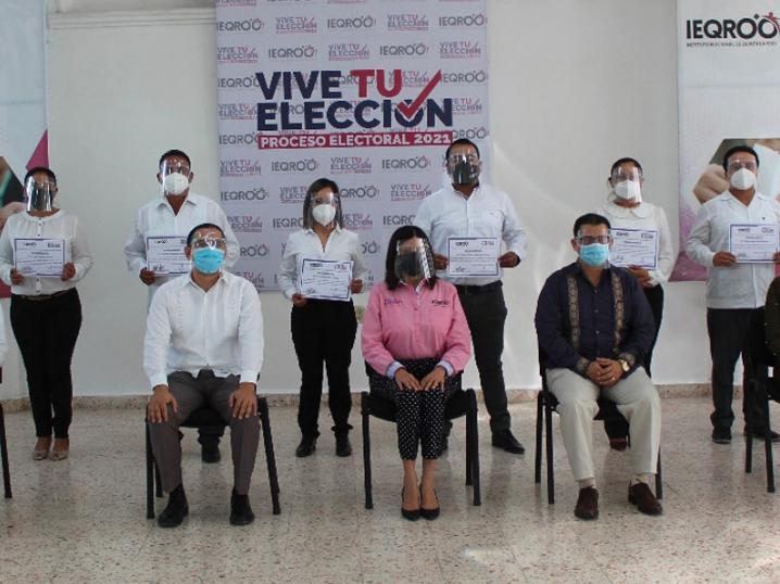 Arranca el proceso electoral