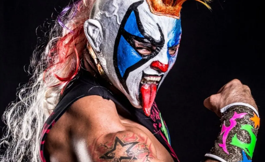 Ante falta de presentaciones Psycho Clown ofrece amenizar fiestas