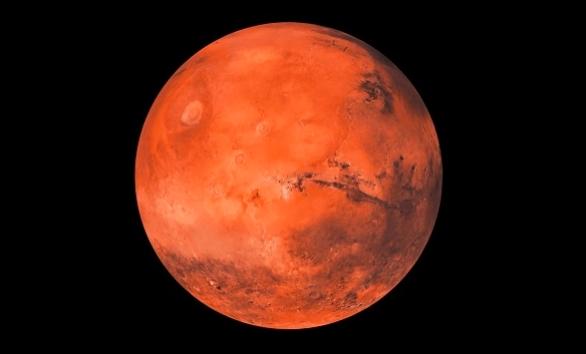 Hallan por primera vez cloruro de hidrógeno en la atmósfera de Marte