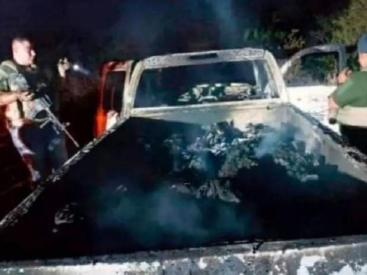 FGJE de Tamaulipas informa sobre avances sobre los 19 calcinados en Camargo