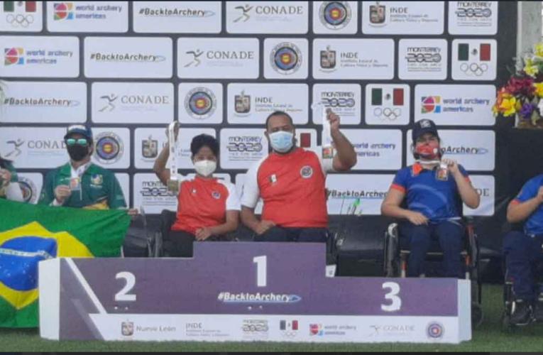 Chetumal: Para atletas quintanarroenses consiguieron medalla de oro en tiro con arco