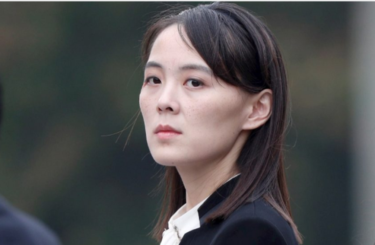 Hermana de líder norcoreano amenaza con romper pacto militar con Corea del Sur
