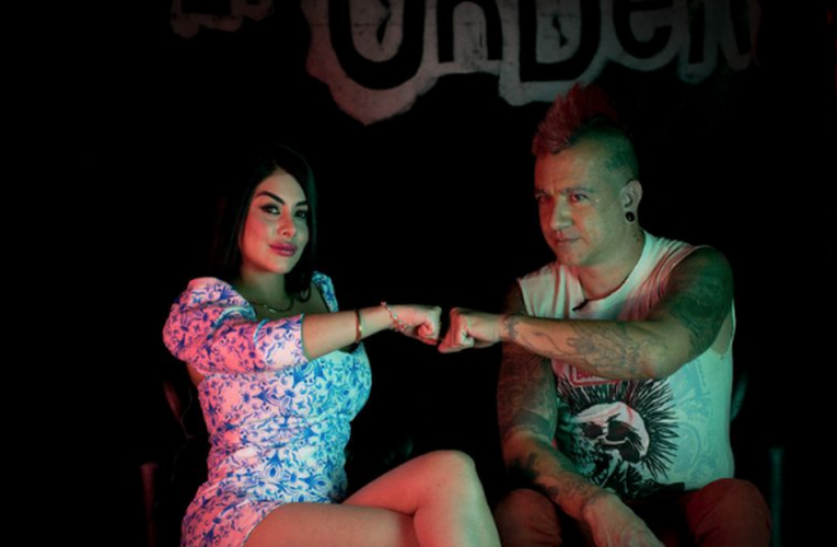Erick Farjeat y la examorosa Mich preparan el primer reality de tatuadores en México