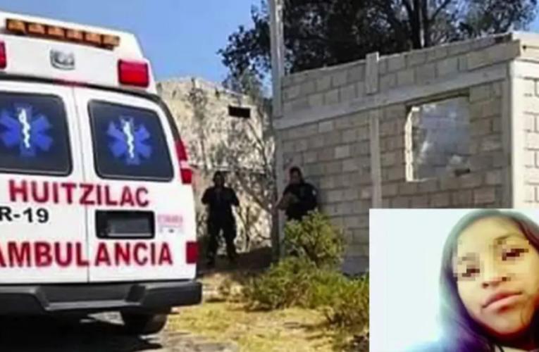Joven desaparecida es encontrada muerta dentro de una cisterna