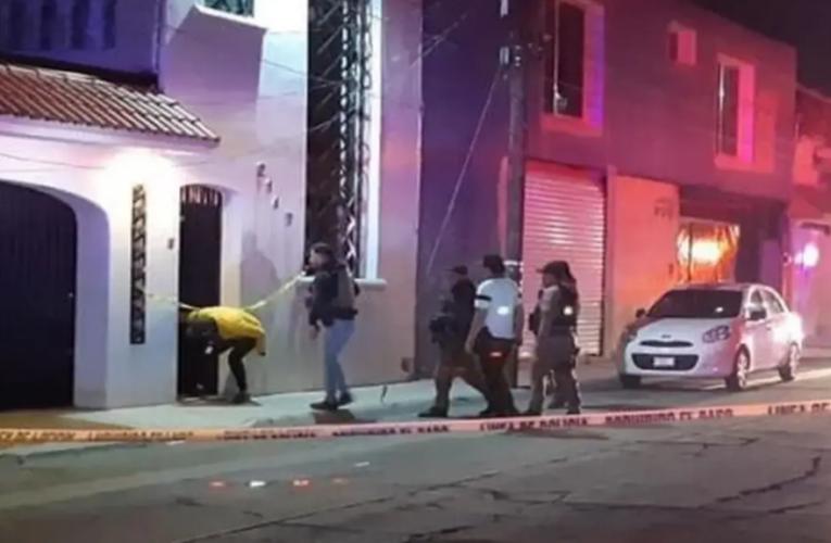 Asesinan a balazos a una familia en su domicilio en Durango