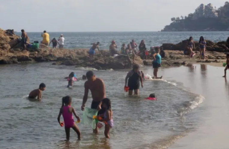 5 playas de México no son aptas para nadar por sus niveles de contaminación