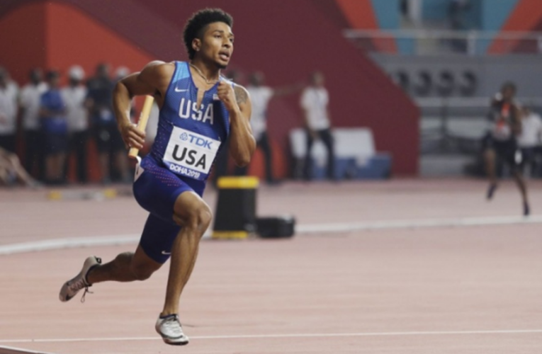 Atleta estadunidense enfrenta dura sanción por dopaje