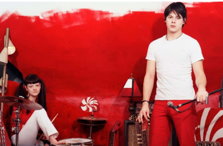 Llegará material inédito de The White Stripes por el 20 aniversario de 'White Blood Cells'