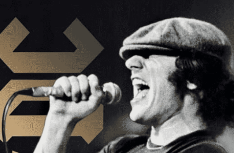 Brian Johnson, de AC/DC, publicará un libro de memorias llamado 'The Lives of Brian'