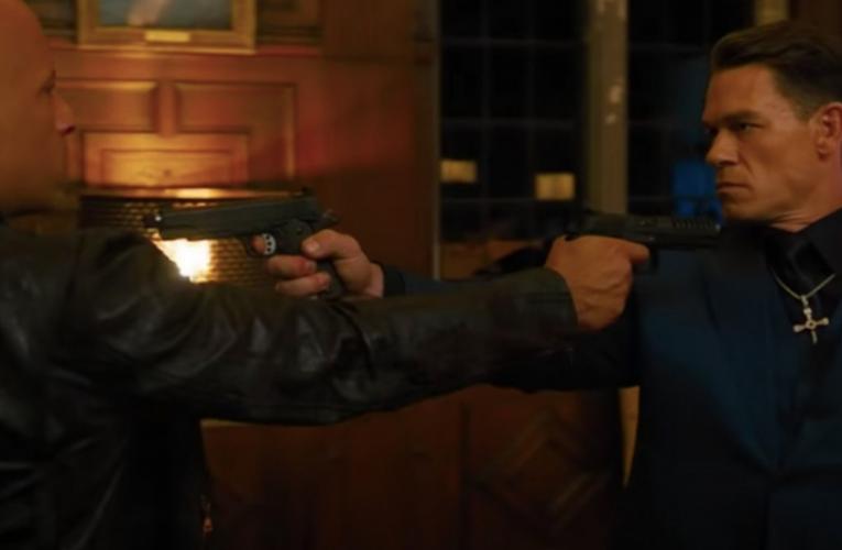 John Cena se luce en intenso y espectacular tráiler de Fast & Furious 9