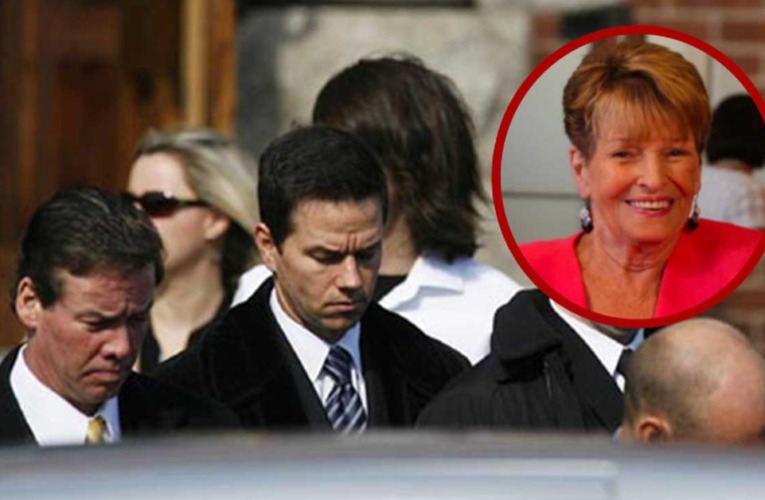 Falleció la mamá del actor Mark Wahlberg, famosos le envían sus condolencias