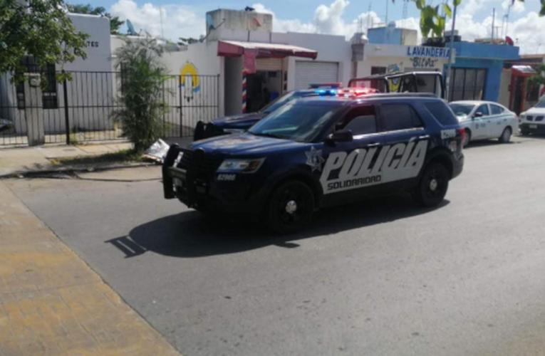 Roban a punta de pistola vivienda de la colonia Ejidal de Playa del Carmen