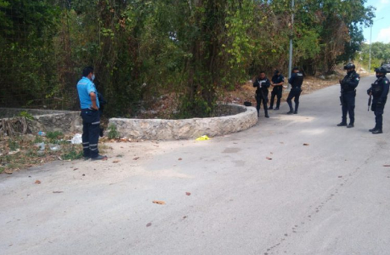 Hombre muere tras caer en cenote en Playa del Carmen