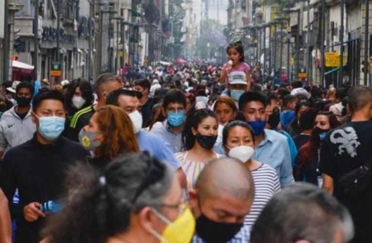 Diez estados presentan tendencia ascendente de contagios covid