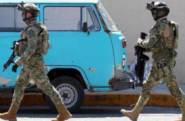 Informa Semar detención de 30 elementos por desapariciones en Nuevo Laredo