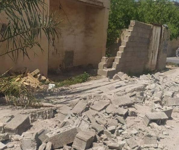 Terremoto de magnitud 5.9 sacude el sur de Irán