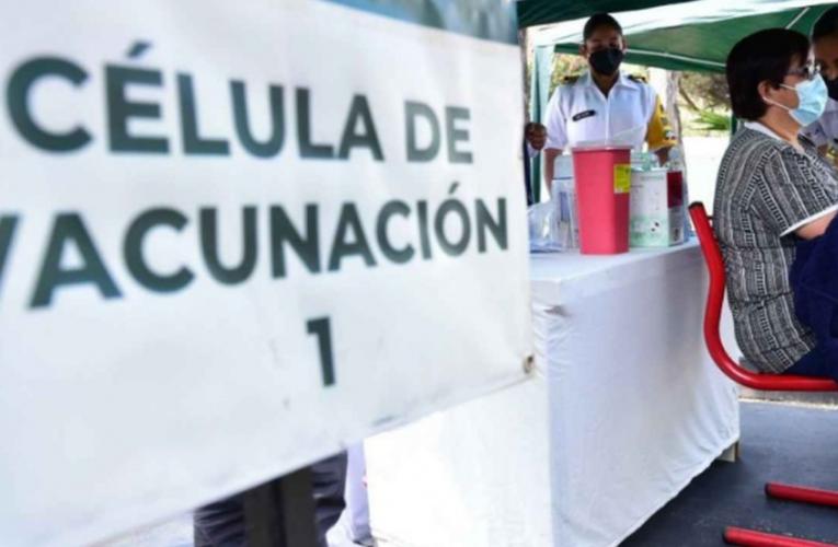 México supera 14 millones de vacunados contra covid