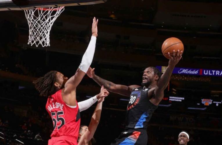 Knicks ligan nueve victorias consecutivas