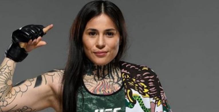 La 'Conejo' Ruiz regresará al octágono de UFC en julio