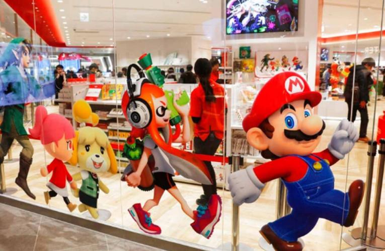 Ganancias de Nintendo suben 86% por ventas de Switch en pandemia