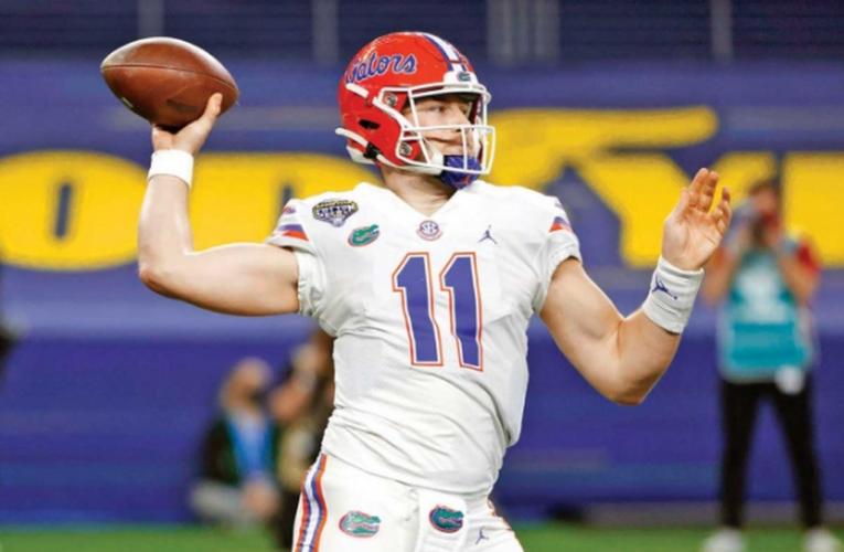 Bucs toma quarterback; desarrollarán a Kyle Trask a la sombra de Tom Brady