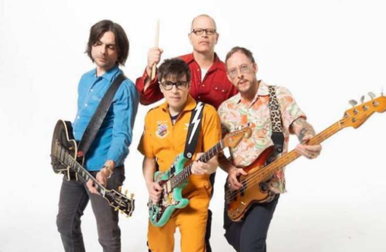 Ya está aquí el esperado 'Van Weezer'