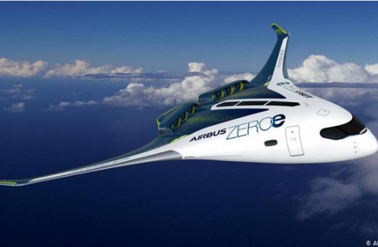 EL FUTURO QUE VIENE… SIN GASOLINA: Planea Airbus fabricar para 2035 el primer avión de pasajeros propulsado totalmente con hidrógeno