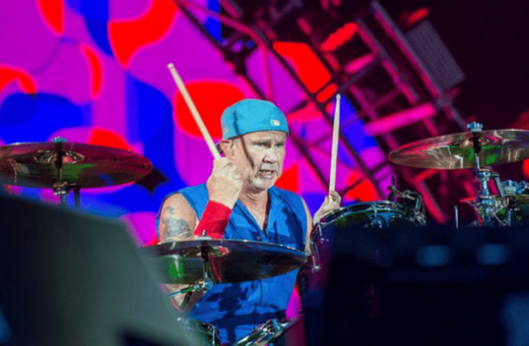 Chad Smith habló sobre el próximo álbum de Red Hot Chili Peppers