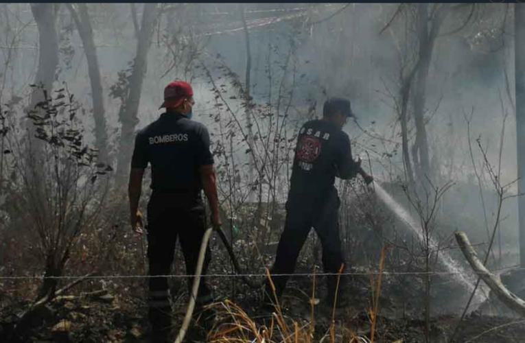 Playa del Carmen: Sólo tres incendios fuertes se han registrado en Solidaridad