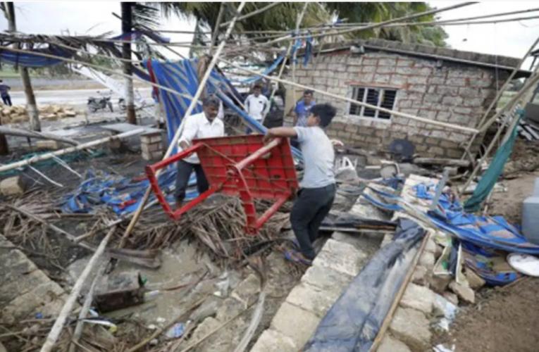 """Ciclón """"Tauktae"""" deja al menos 33 muertos en India"""