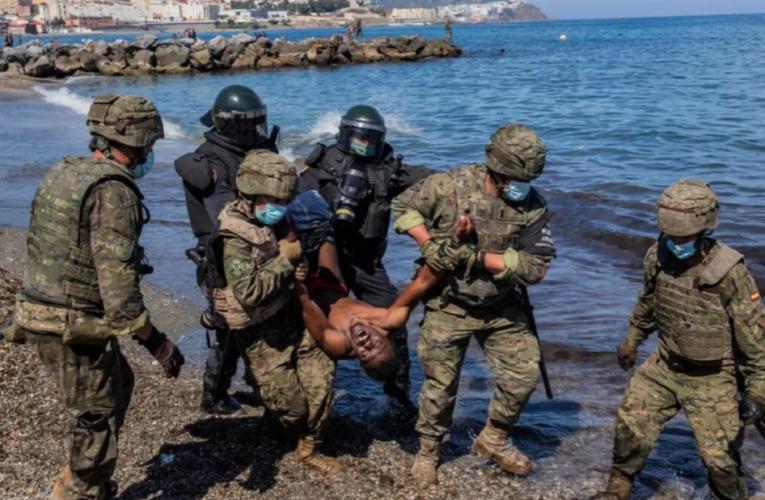 Tensa relación entre España y Marruecos; blindan la frontera