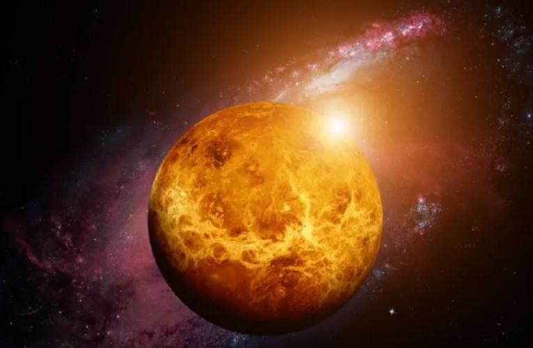 La NASA descubre una extraña señal de radio en la atmósfera de Venus