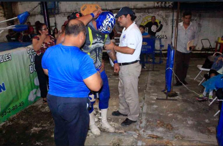 Van por mejoras para impulsar los deportes de contacto en Chetumal
