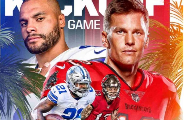 Vaqueros y Bucaneros abrirán temporada 2021 de la NFL
