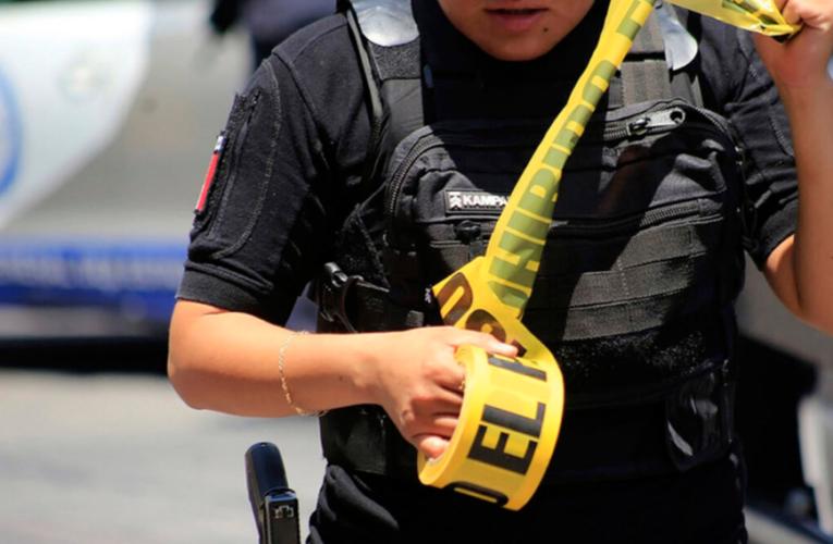 Reportan ataque de sujetos armados a policías de Oaxaca