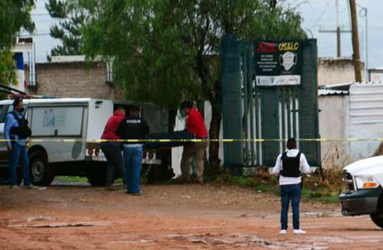 Asesinan a por lo menos 35 personas en cuatro estados; 24 víctimas en Zacatecas