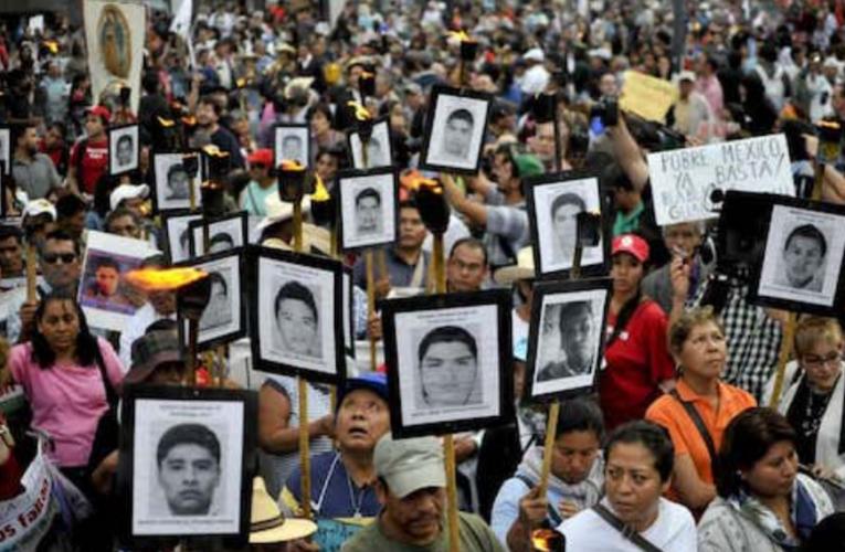 Identifican restos de normalista de los 43 encontrados en Cocula, Guerrero