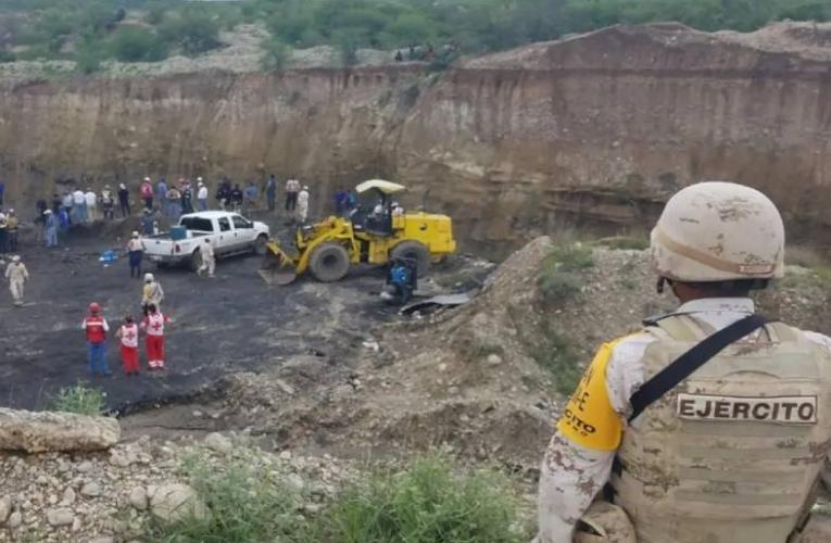 Tras 150 horas, rescatan el cuerpo de los siete mineros atrapados en Múzquiz, Coahuila