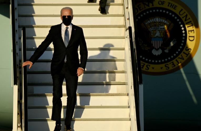 """Poder de Rusia es """"más débil de lo que parece"""", afirma Joe Biden"""