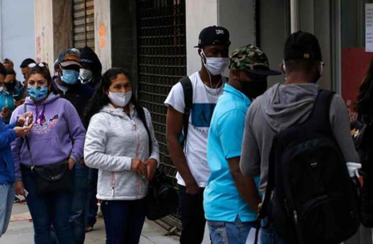 El sistema de salud está por colapsar en Chile por contagios de Covid-19