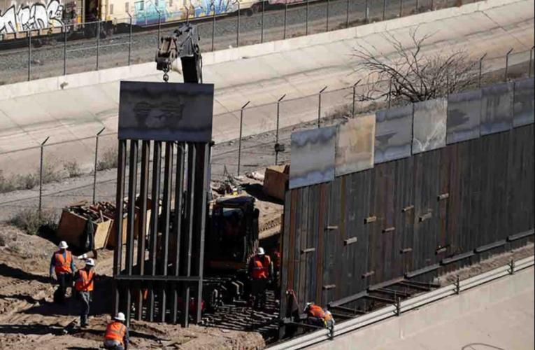 Gobernador de Texas anuncia 250 mdd para muro fronterizo